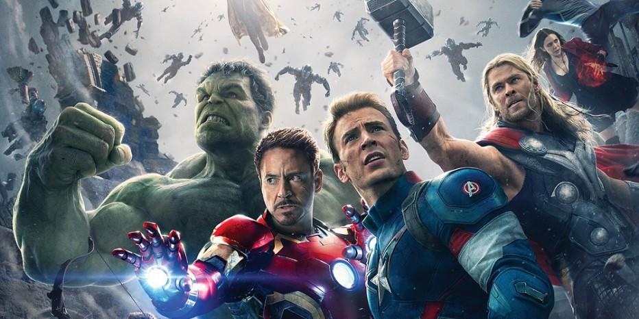 Avengers, Assemble !!