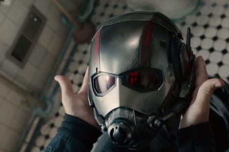 Ant-Man, un trailer «action»