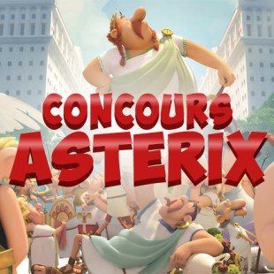 [Terminé] ** Concours** Astérix – Le Domaine des Dieux