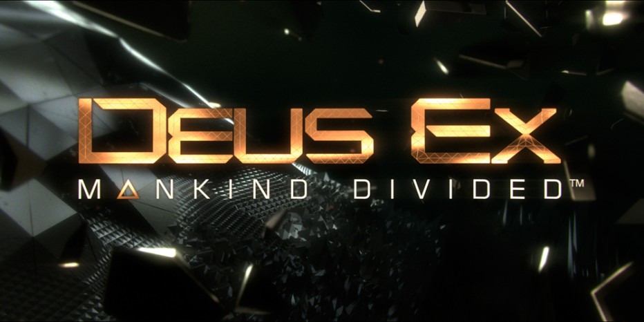Le nouveau Deus Ex officialisé !