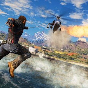 No limits pour Just Cause 3 !