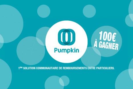 [Terminé] ** Concours** Pumpkin 100€ cash !