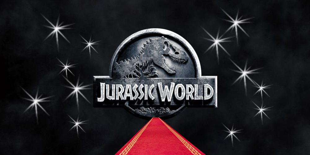 Tapis rouge Jurassic World