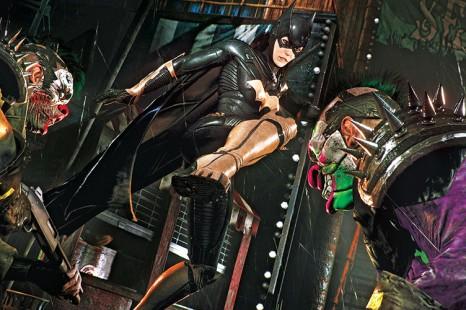 Batgirl débarque dans Batman Arkham Knight !
