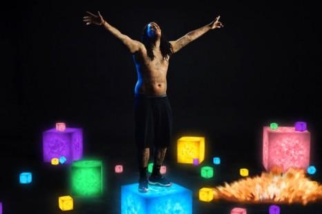 Waka Flocka Flame pour la BO de Pixels