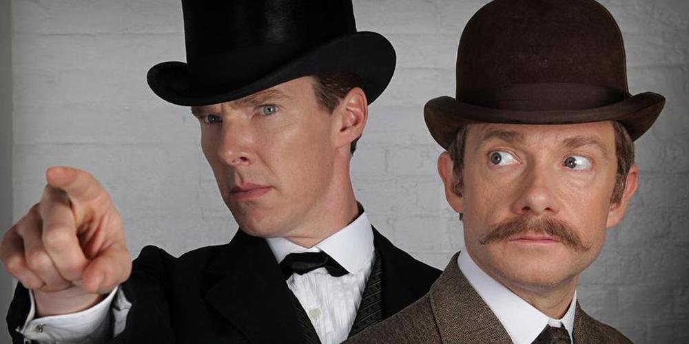 1er aperçu pour Sherlock Holmes