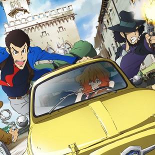 Un nouvel animé Lupin III à la TV