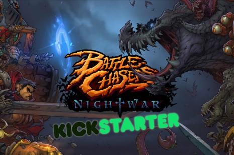 Voici BATTLE CHASERS: NIGHTWAR !