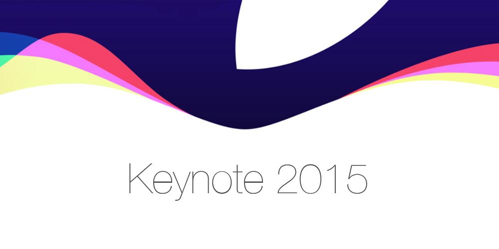 Résumé de la Keynote d'Apple
