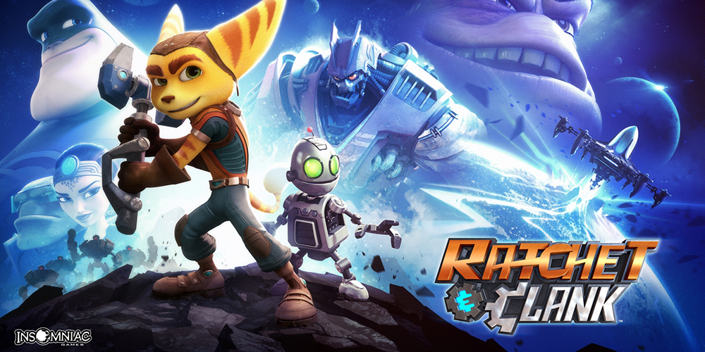 Ratchet & Clank, le film en 2016