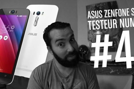[UNBOXING] Asus ZenFone Selfie