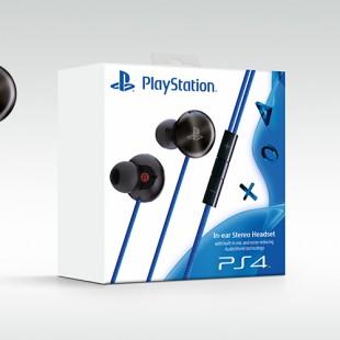 Nouveau casque Stéréo PS4