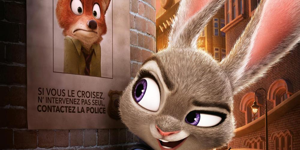 Zootopie sera un super Disney !