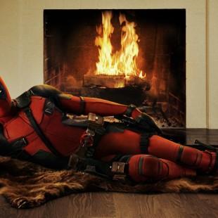 Xmas trailer pour Deadpool…