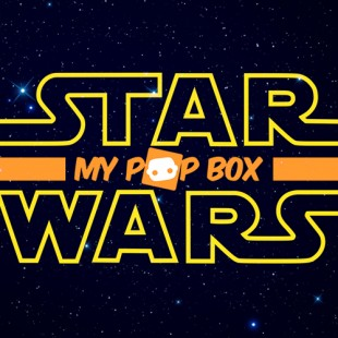 My Pop Box Star Wars