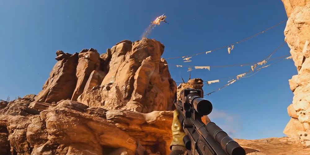 Star wars Battlefront Real Life Mod