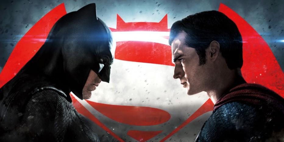OH PUTAIN ! Batman V Superman !