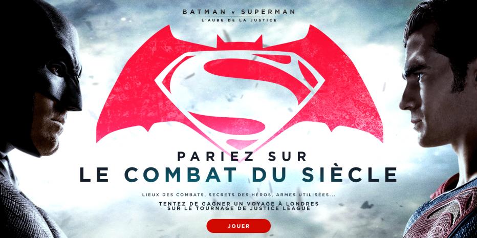 Partez sur le tournage de Justice League !
