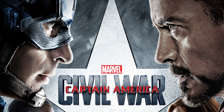 OMG ! La claque Captain America: Civil War