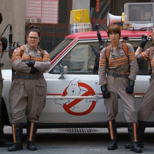 Who you gonna call ? Ghostbusters !