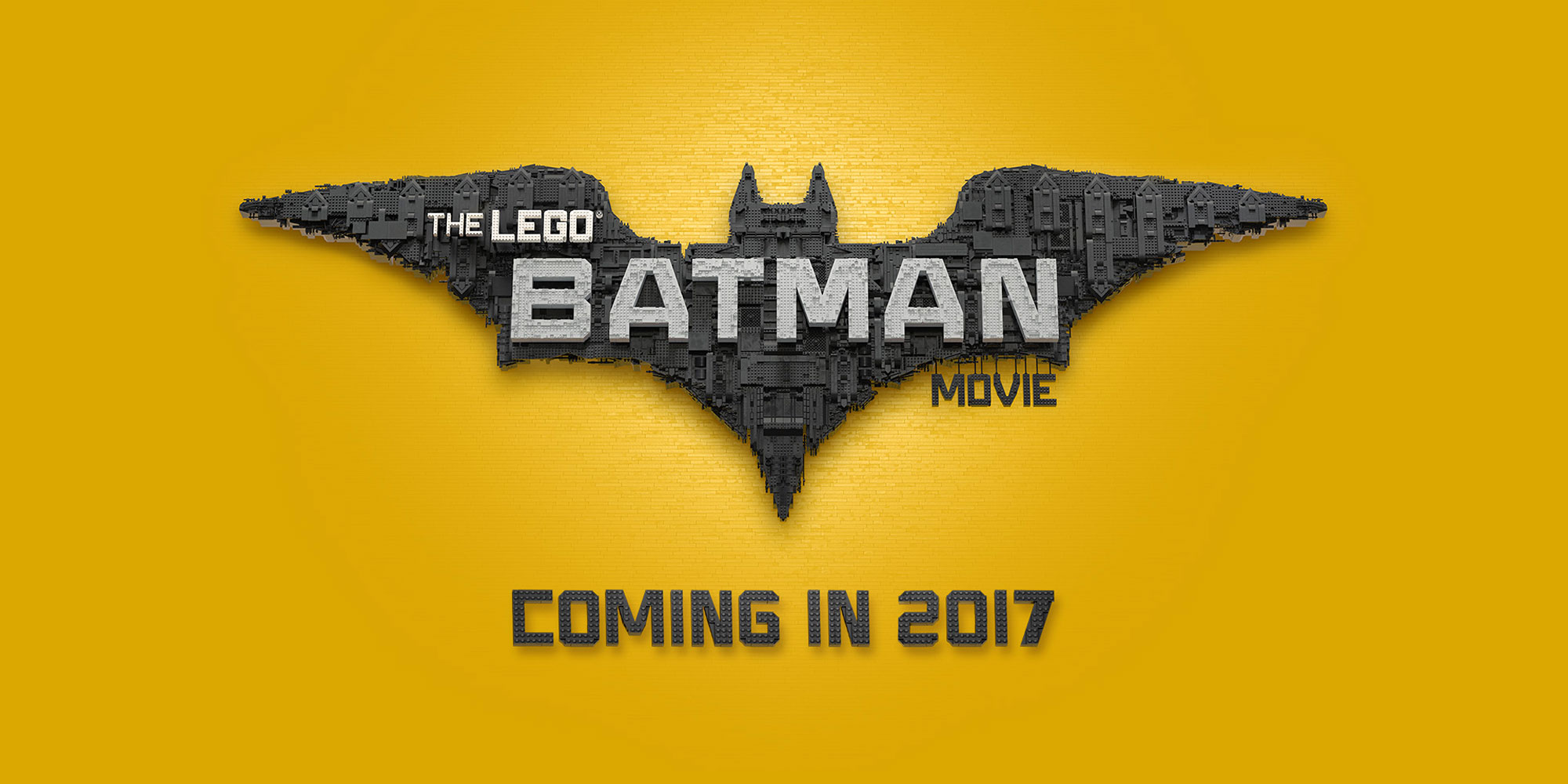 Lego Batman Movie sera terrible !