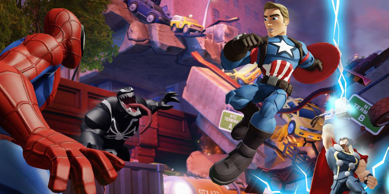 On a essayé Marvel Battlegrounds !