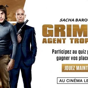 [Terminé] ** Concours** Grimsby : Agent Trop Spécial