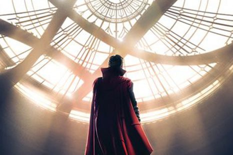 Découvrez le Docteur Strange !