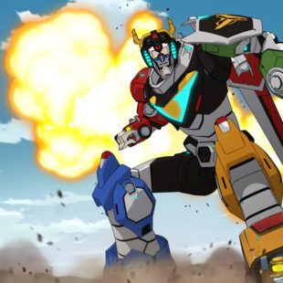 Voltron is back !