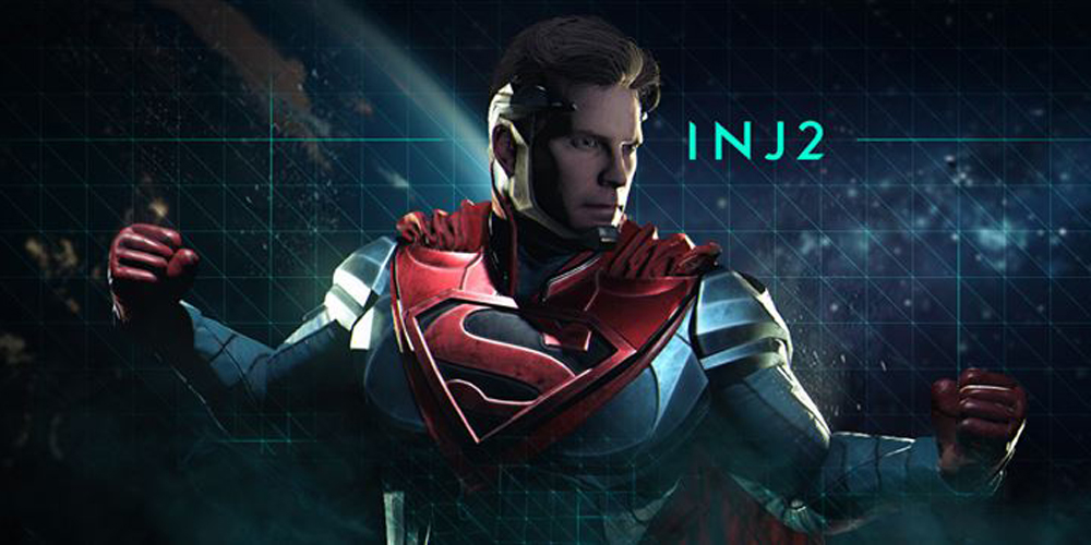 15min de gameplay pour Injustice 2