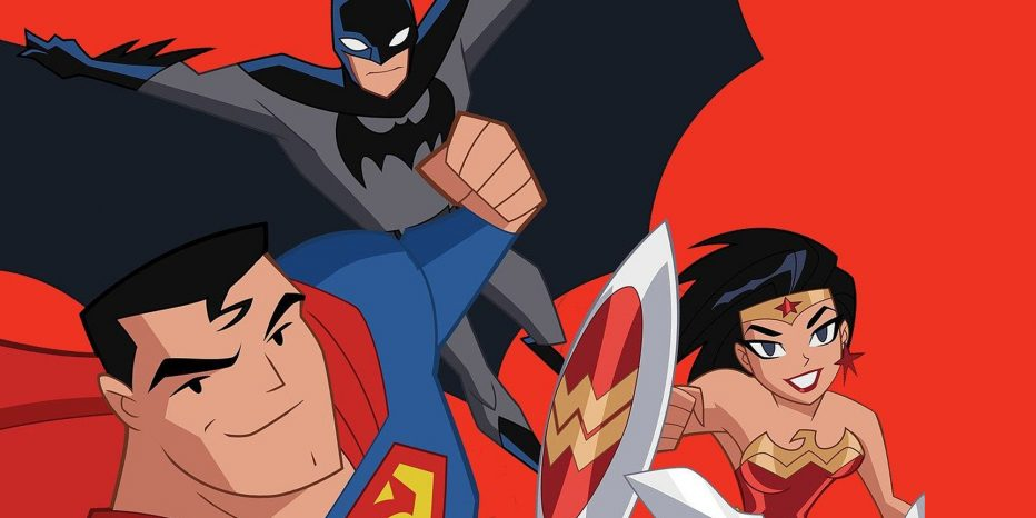 [SDCC] Enfin Justice League Action !