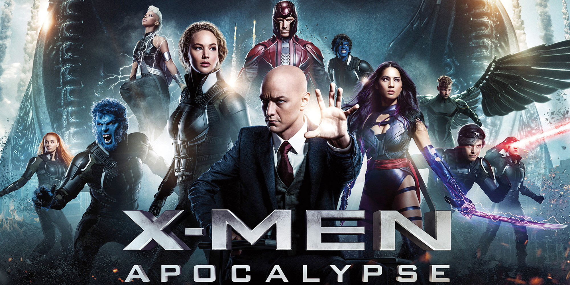 [Blu-ray] X-Men : Apocalypse