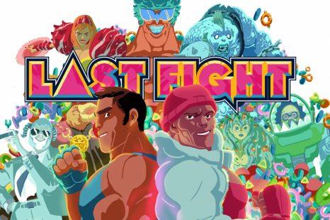 LastFight débarque sur console !