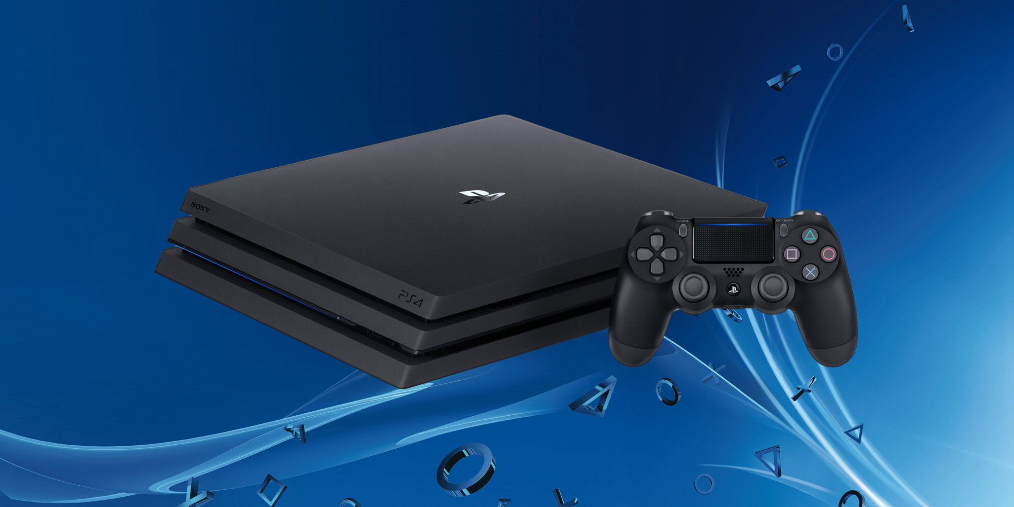 This is the PS4 PRO