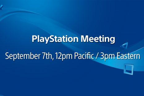 [En Direct] Conférence Playstation