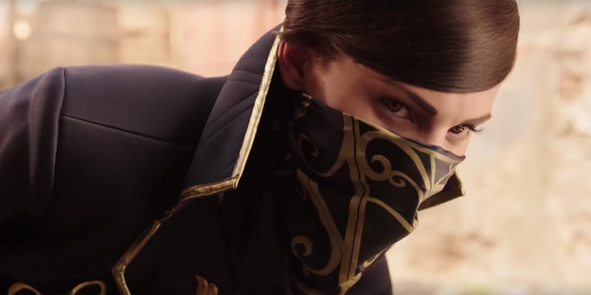 Un live action trailer pour Dishonored 2