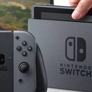 Voici le Nintendo SWITCH
