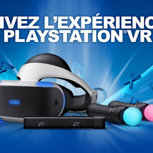 On a enfin reçu notre Playstation VR