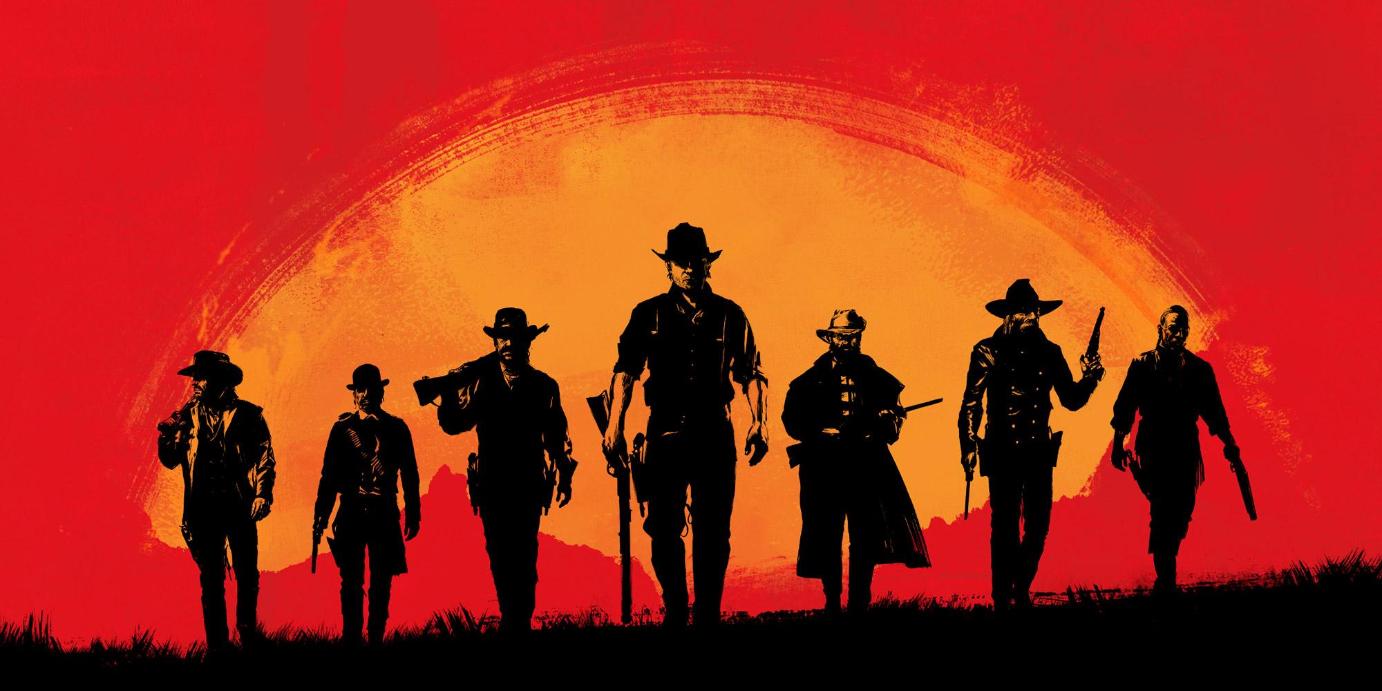 6 min de gameplay pour Red Dead Redemption 2