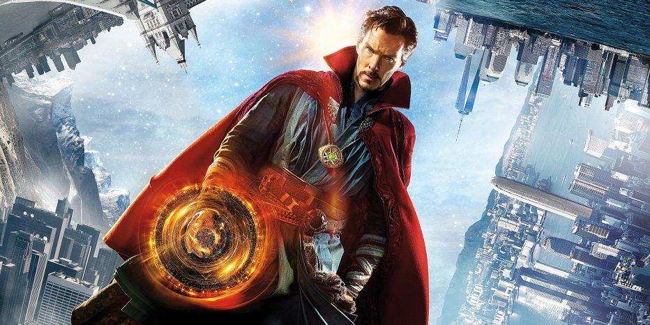 Doctor Strange débarque en DVD et BLURAY ce mois-ci !