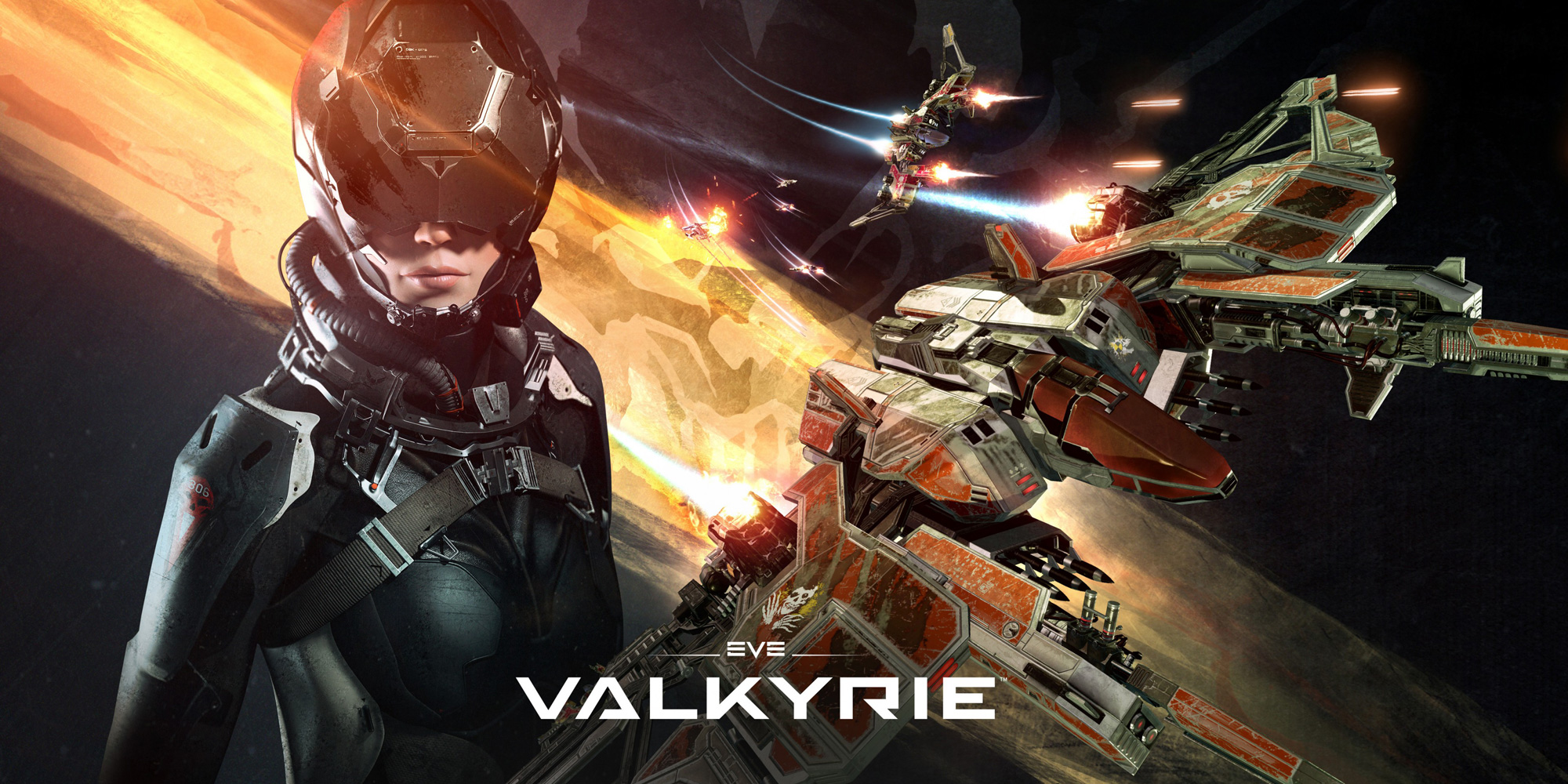 [TEST] EVE – VALKYRIE