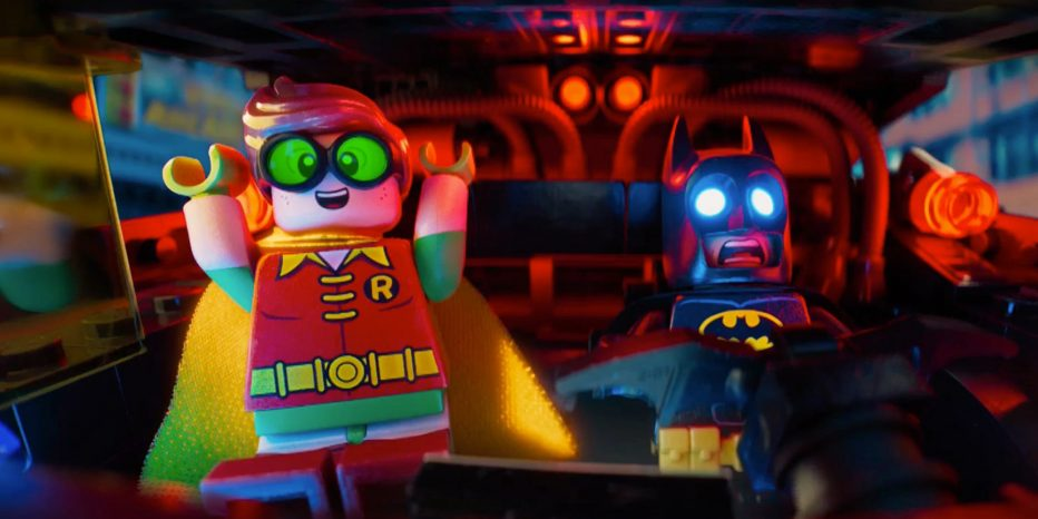 Nouvelle bande-annonce délirante pour Lego Batman, le film