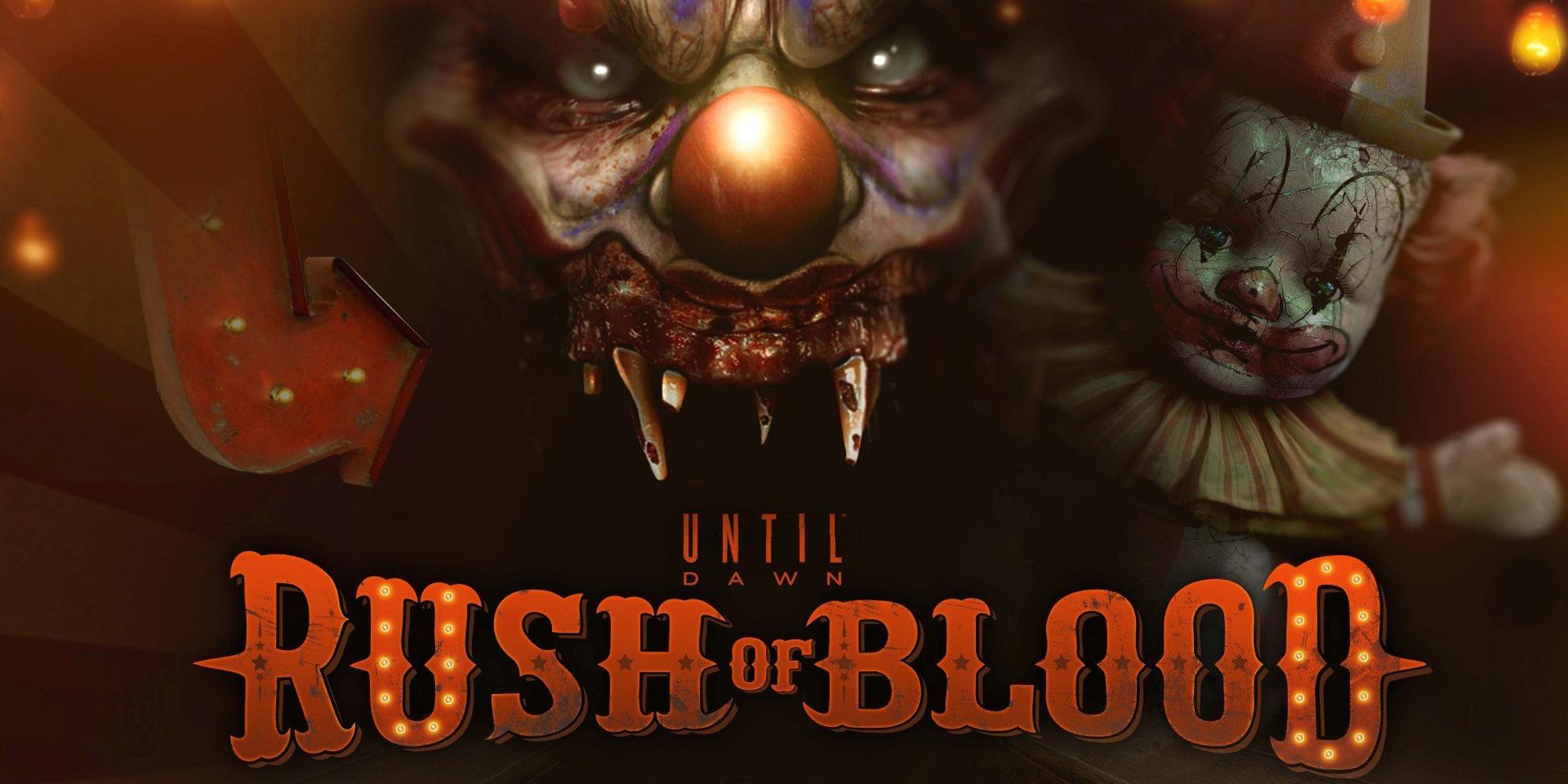 [TEST] UNTIL DAWN: RUSH OF BLOOD