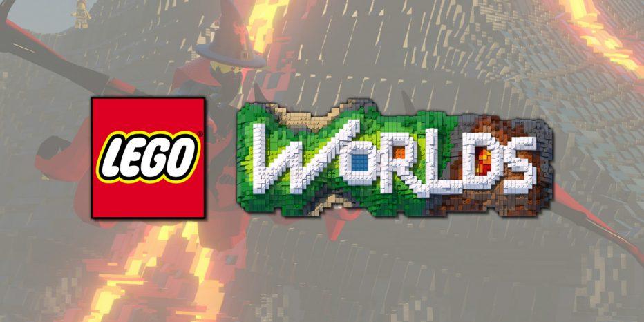 LEGO WORLDS débarque sur Ps4, Xbox One et PC