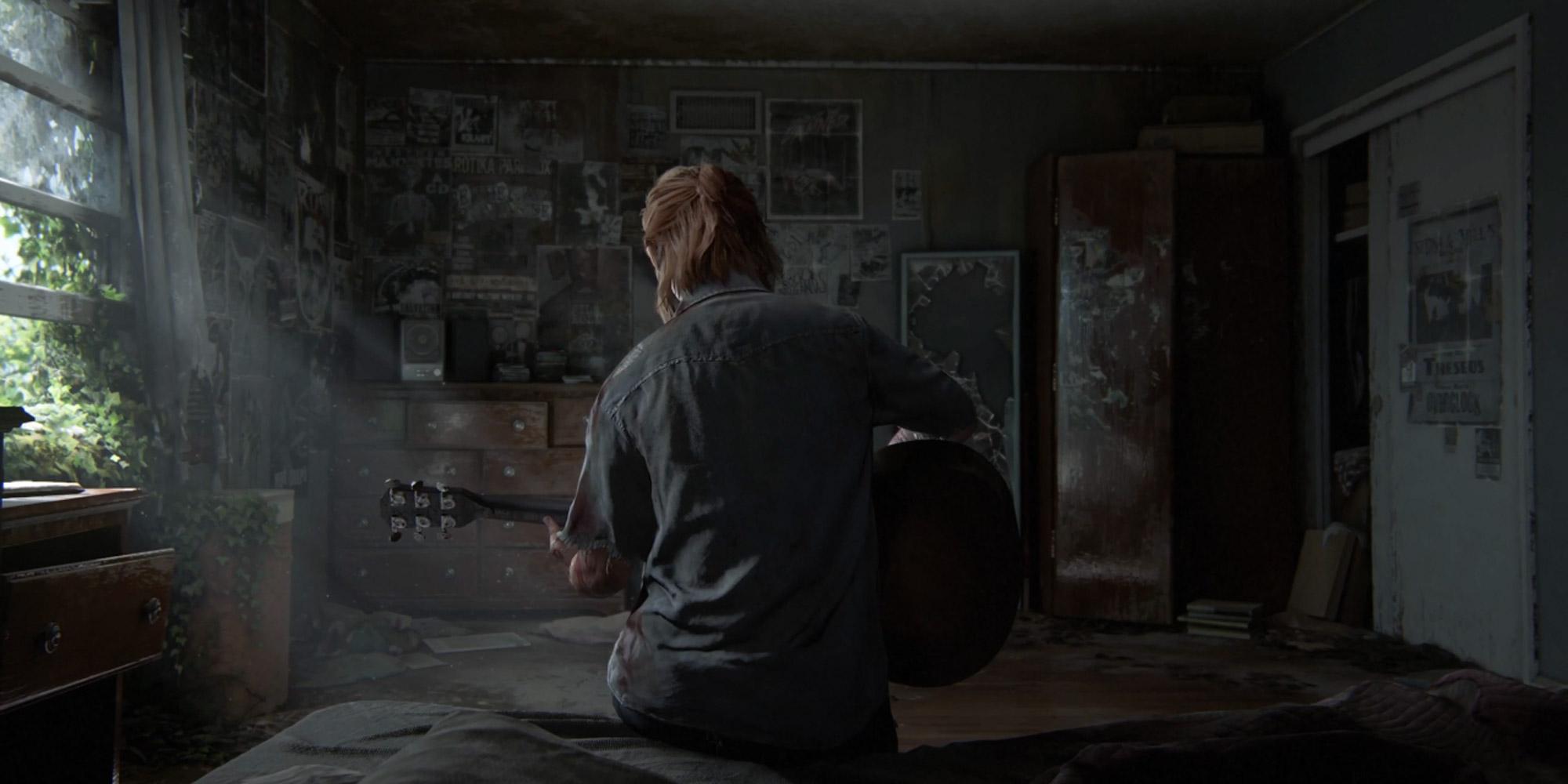 [PSX16] Une suite pour The Last of Us