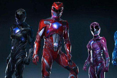 Un nouveau trailer Power Rangers assez déroutant…