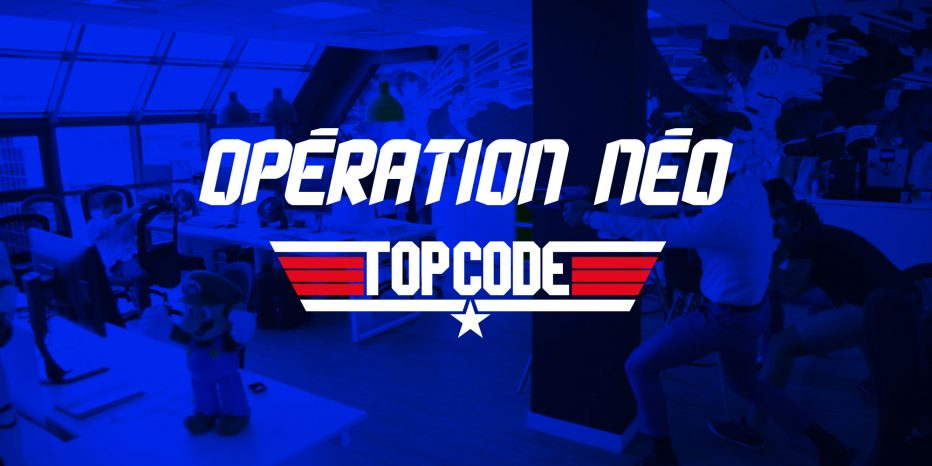 Top Code Bootcamp : Opération Neo