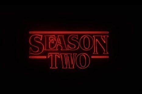 Un teaser pour la saison 2 de Stranger Things