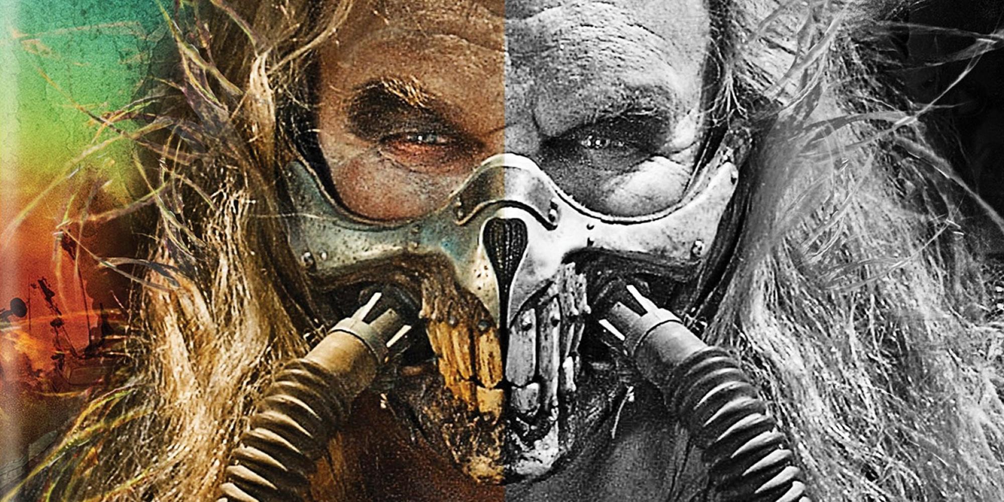 Redécouvrez Mad Max: Fury Road en Bluray avec la Black & Chrome Edition
