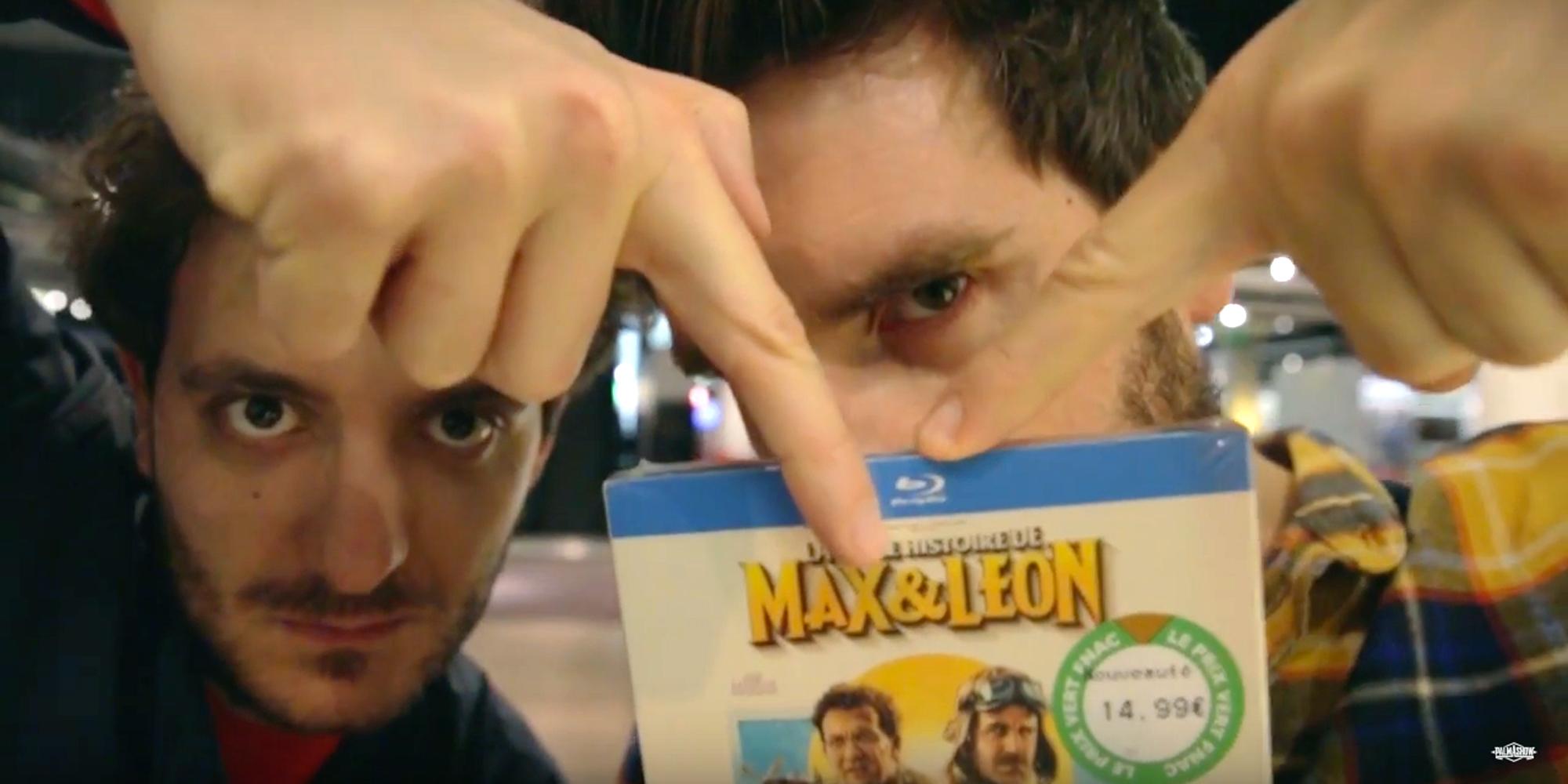 PALMASHOW – Max & Léon sort demain en DVD et Bluray !